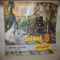 Triang Railways 00/H0 Catalogue 1962 Eighth Edition